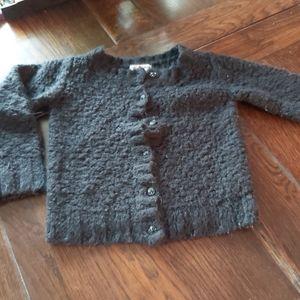 Knit childs sweater/B6